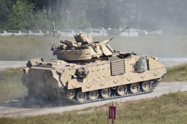 Tình hình chiến sự Syria mới nhất ngày 22/9: Mỹ điều xe chiến đấu Bradley đối phó với Nga