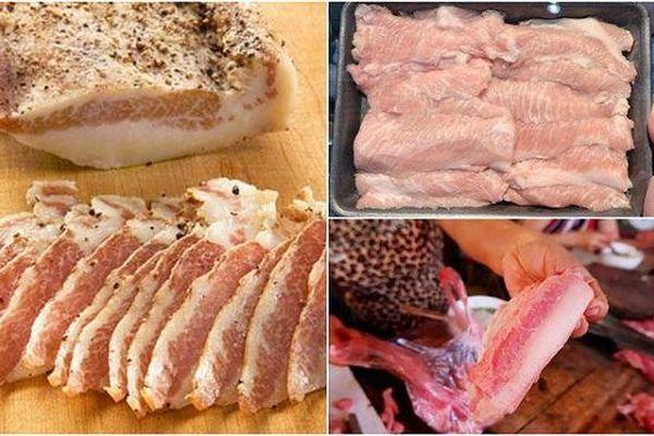 5 loại thịt độc khủng khiếp, người bán chưa chắc dám ăn một miếng