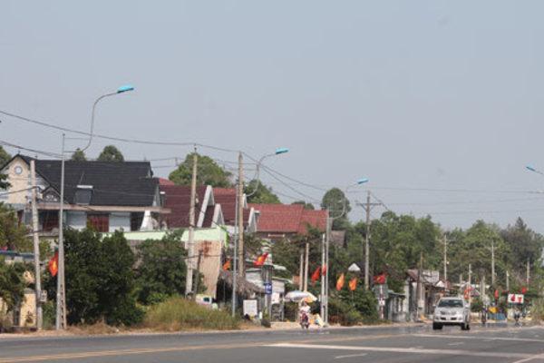 Bộ Nội vụ thông qua Đề án thành lập thị trấn Tân Bình, huyện Bắc Tân Uyên