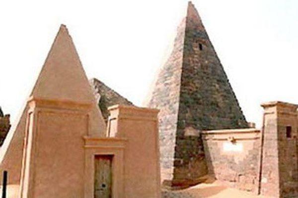 Những phát hiện về lãnh địa của các 'Pharaoh đen'