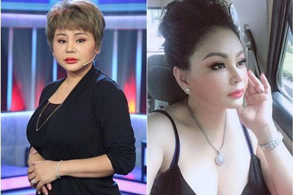 Nữ danh hài mà Hoài Linh đòi cưới từng bị gọi là 'Giang mặt bành'