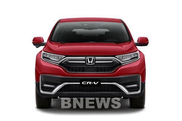 Honda Việt Nam bổ sung màu đỏ cho CR-V, giá tăng 5 triệu đồng