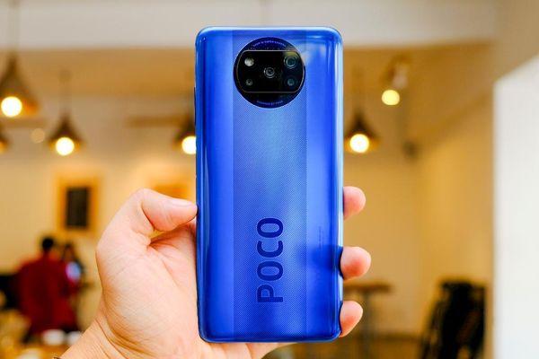 Trên tay POCO X3 NFC: Camera 'độc lạ', thiết kế bóng bẩy