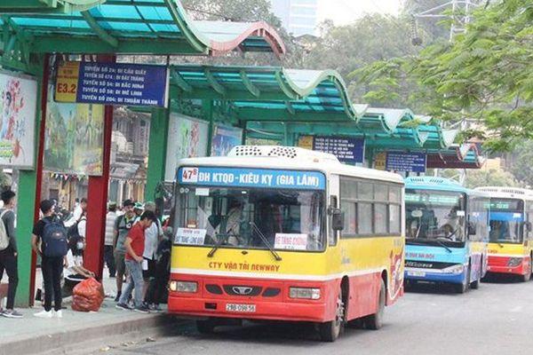 Thông báo điều chỉnh lộ trình, dịch vụ tuyến buýt số 14, 36