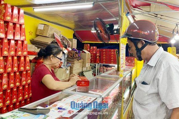 Thị trường bánh Trung thu vào mùa