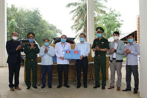 Sơn La đẩy mạnh hợp tác hữu nghị với các tỉnh Bắc Lào