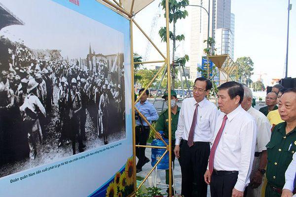 'Tinh thần ngày Nam bộ kháng chiến còn mãi'
