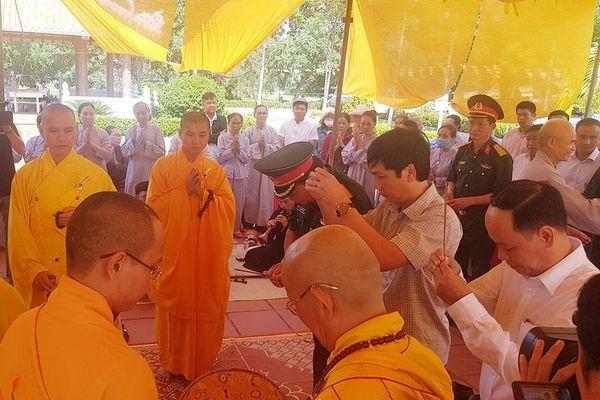 Quảng Trị tri ân các anh hùng liệt sĩ Trường Sơn