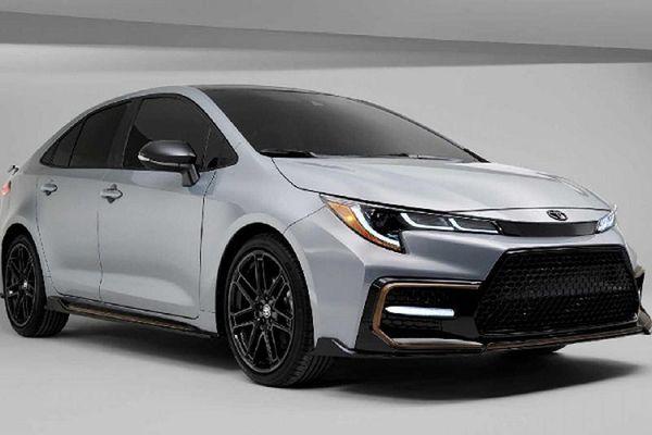 Toyota Corolla Apex Edition 2021 chào hàng hơn 600 triệu đồng