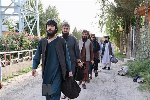 Một số tù nhân Taliban được phóng thích đã trở lại chiến trường