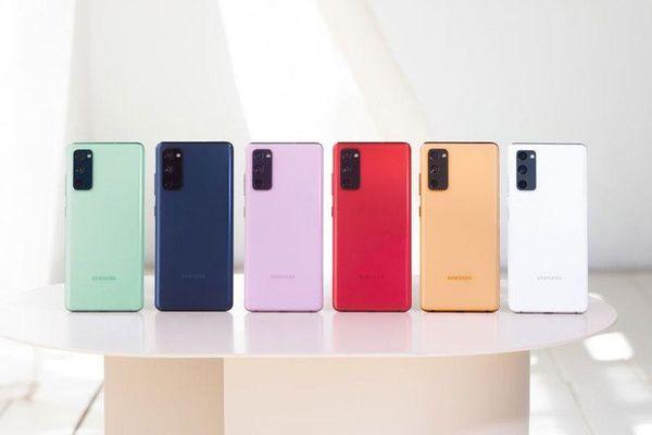 Samsung Galaxy S20 Fan Edition ra mắt: Chống nước, chip S865, RAM 8 GB, giá từ 16,2 triệu