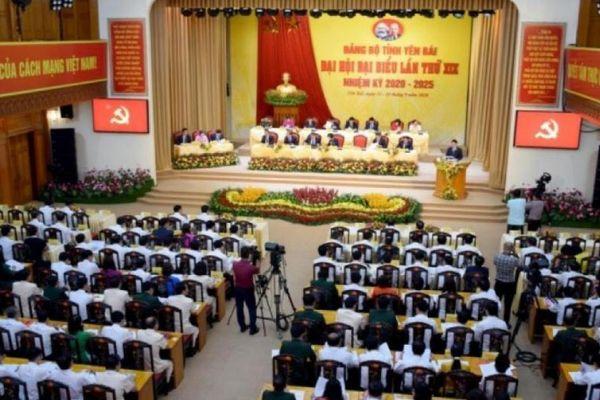 Bí thư Tỉnh ủy Yên Bái không tham gia Ban chấp hành khóa mới