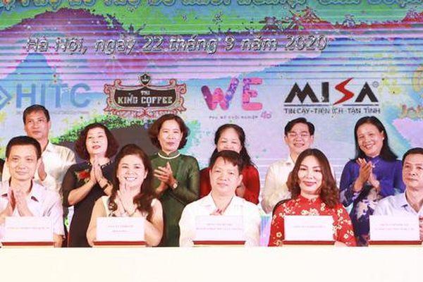 Women Can Do mang đến cơ hội hỗ trợ 100.000 phụ nữ khởi nghiệp
