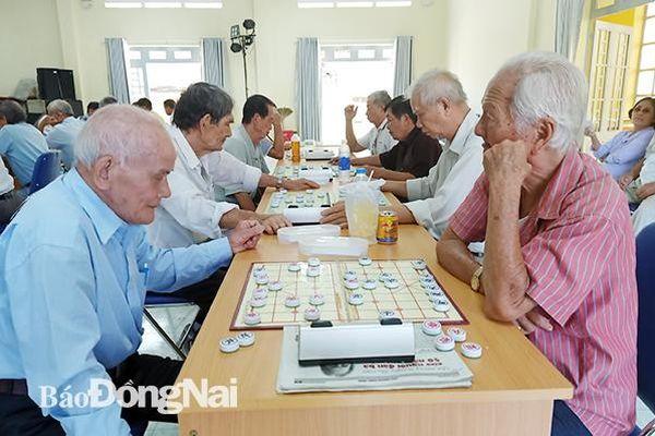 Hơn 450 người cao tuổi Biên Hòa tham gia Liên hoan văn nghệ - thể thao