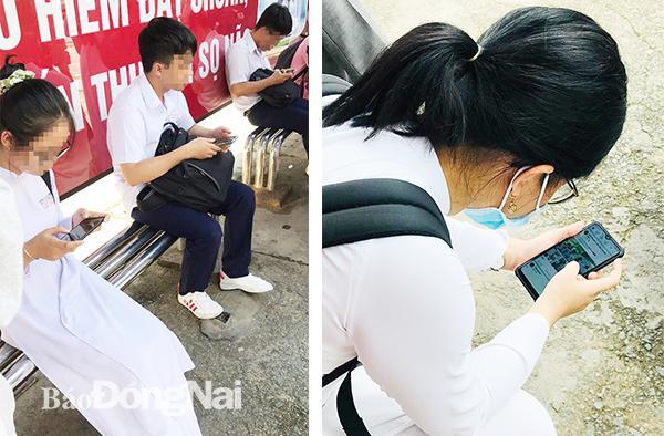 Cho học sinh sử dụng điện thoại trong lớp: Đừng để lợi bất cập hại