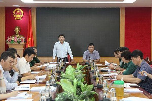 Thẩm tra một số nội dung trình kỳ họp thứ 12, HĐND tỉnh khóa VI