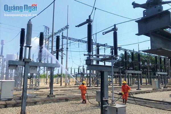 Tiếp nhận quản lý, vận hành hiệu quả lưới điện 110kV