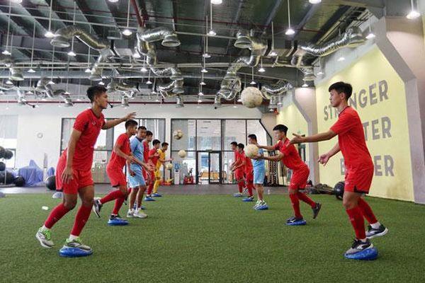 VFF là thành viên chính thức của chương trình phát triển bóng đá trẻ châu Á