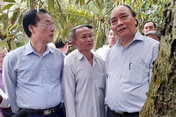 Thủ tướng: Không để hộ dân nào thiếu nước trong mùa khô