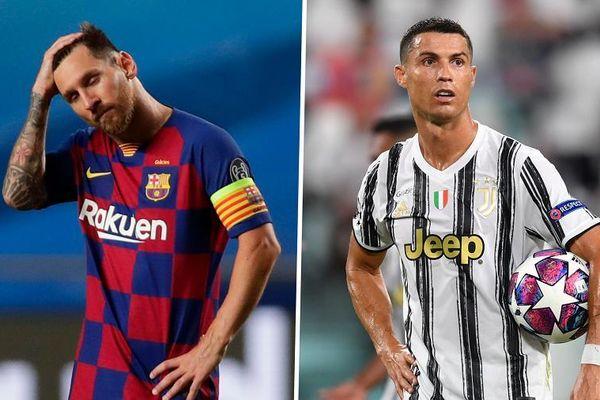 Messi và Ronaldo vắng bóng tại để cử giải 'Cầu thủ xuất sắc nhất năm của UEFA'