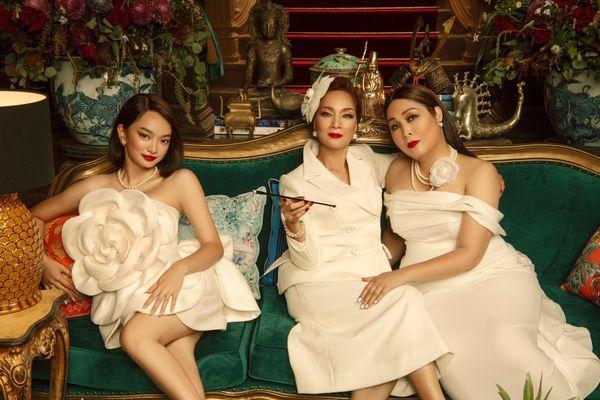 Phục trang trên phim Việt: Ngày càng 'chất'