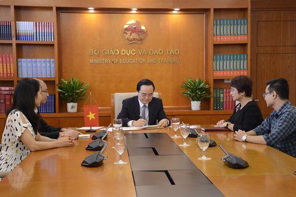 Ký kết Hiệp định phát triển và mở rộng trường Đại học Việt Đức