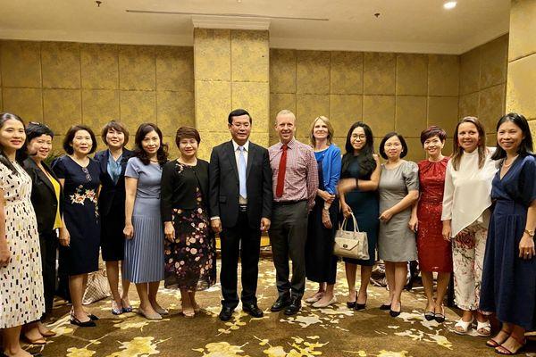 Nâng cao hợp tác đào tạo Việt Nam - Anh trong bối cảnh dịch Covid-19