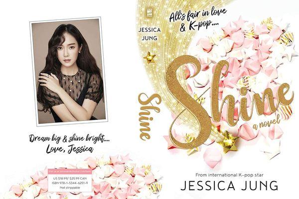 Tiểu thuyết 'đụng chạm SNSD' của Jessica Jung hoãn ngày ra mắt