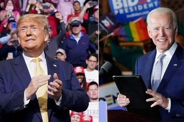 Người phụ nữ 'dọa' chia tay nếu chồng bỏ phiếu cho ông Trump