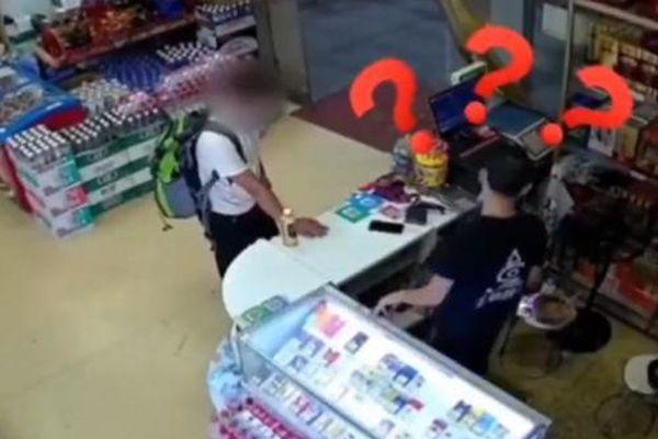 Lạ đời nam thanh niên đi cướp 70.000 đồng để được vào tù, bình tĩnh đợi cảnh sát tới 'còng tay'