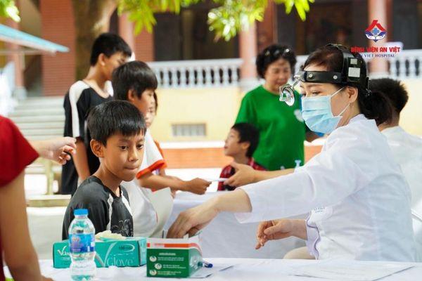 Bệnh viện An Việt và những hành trình lan tỏa yêu thương