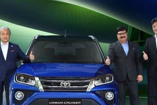 'Soi' chiếc ô tô SUV Toyota đẹp long lanh vừa trình làng giá chỉ hơn 200 triệu