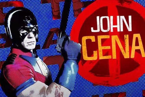 John Cena có series siêu anh hùng riêng ngay trong lần đầu đổi sân chơi