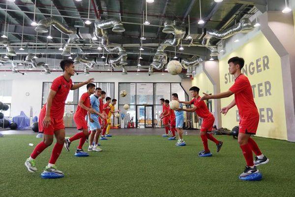 Bóng đá trẻ Việt Nam 'điền tên' vào bản đồ bóng đá trẻ châu Á