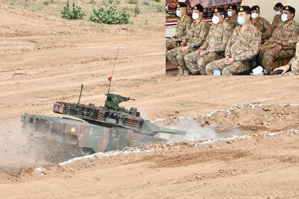 Pakistan xác nhận đã vận hành xe tăng VT4