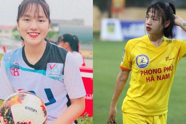 Mê mẩn nhan sắc dàn cầu thủ hot girl ở giải bóng đá nữ quốc gia