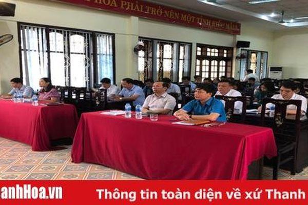 Thanh Hóa: Thành lập 57 công đoàn cơ sở khu vực ngoài Nhà nước