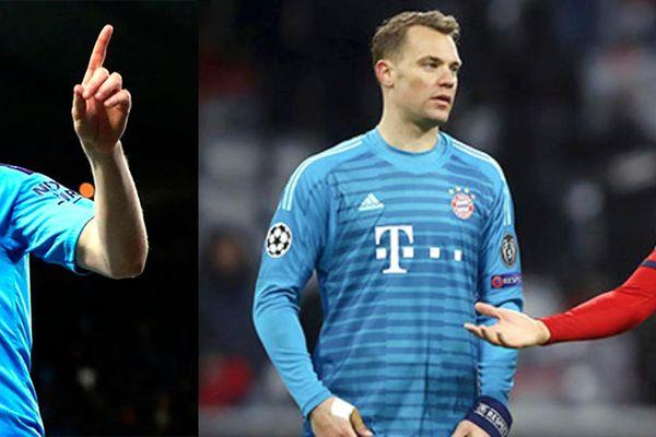 De Bruyne, Lewandowski hay Neuer?