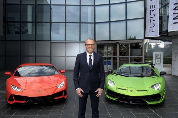 CEO Lamborghini sẽ chuyển sang điều hành F1 từ mùa giải tới