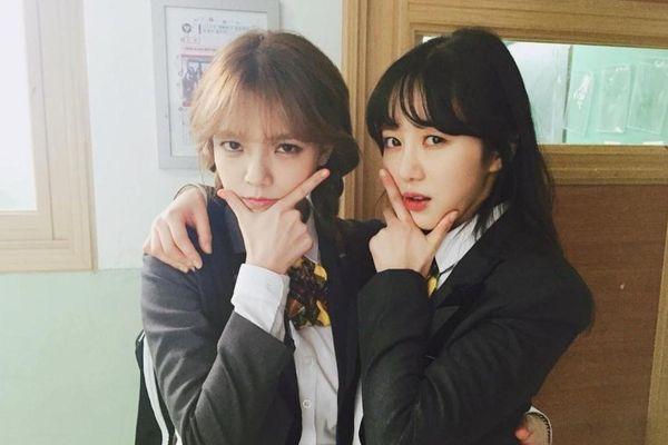 Sự giả tạo đằng sau hình ảnh chị em thân thiết ở Kpop