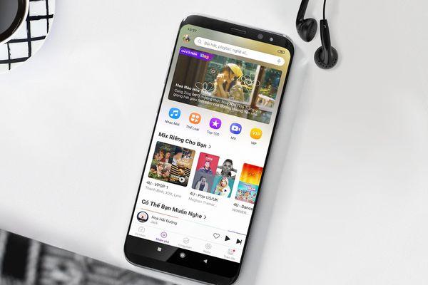 Zing MP3 cập nhật giao diện, ứng dụng AI để tăng trải nghiệm nghe nhạc