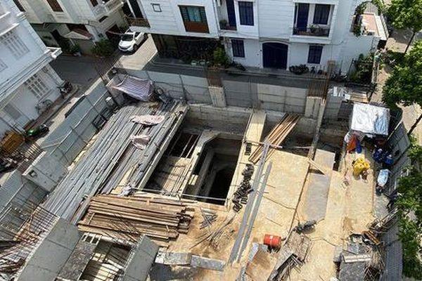 Thủ tướng yêu cầu kiểm tra công trình có 4 tầng hầm