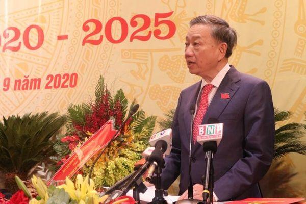 Khai mạc Đại hội Đảng bộ tỉnh Bắc Ninh lần thứ 20