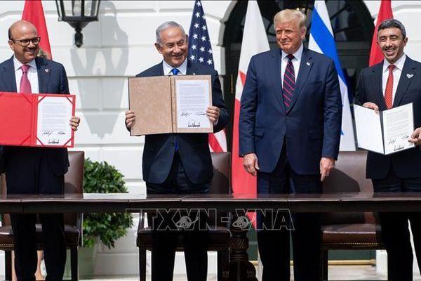 Sắp có thêm quốc gia Arab bình thường hóa quan hệ với Israel