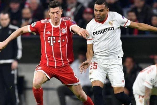 Kết quả trận Bayern Munich vs Sevilla, Siêu cúp châu Âu