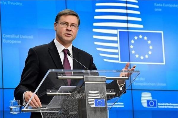 EC thông qua gói tài chính kỹ thuật số mới