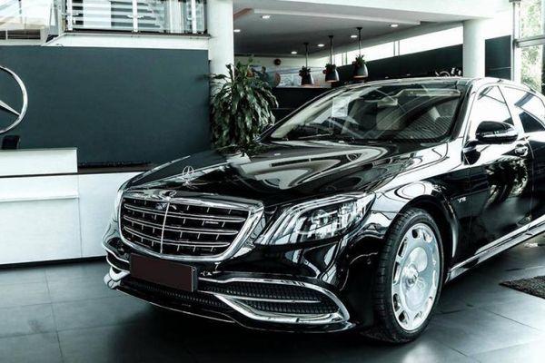 Mercedes-Maybach sẽ được chế tác thủ công, cạnh tranh với Rolls-Royce