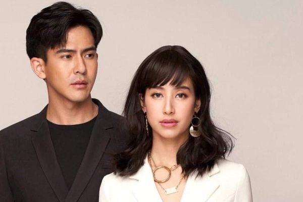 Mint Chalida và Toey Pongsakorn tái hợp màn ảnh nhỏ trong phim mới 'Saan Sanaeha'