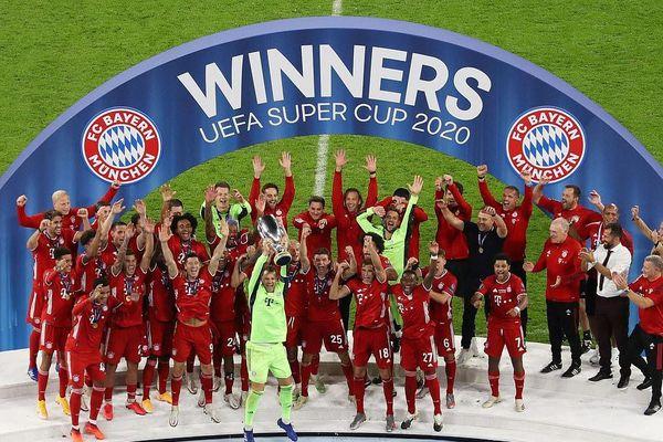 Đánh bại Sevilla, Bayern giành Siêu cúp châu Âu