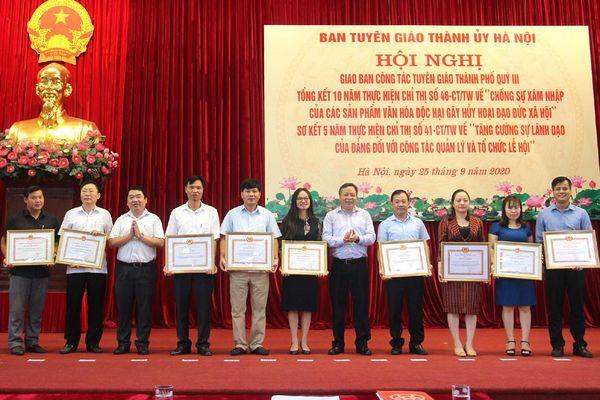 Ngành Tuyên giáo tập trung chuẩn bị tốt tổ chức Đại hội lần thứ XVII Đảng bộ thành phố